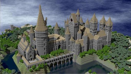 Mine Castle Craft Game