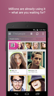 LOVOO Chat, Flirt, Real People - screenshot thumbnail