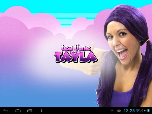 【免費娛樂App】Tea Time with Tayla-APP點子