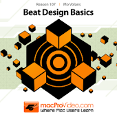Reason 6 107 Beat Design Basic