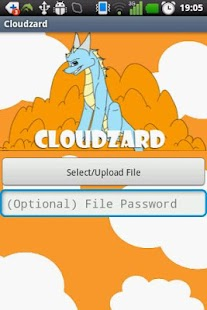Cloudzard - screenshot thumbnail