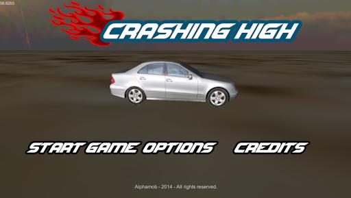 Crashing High