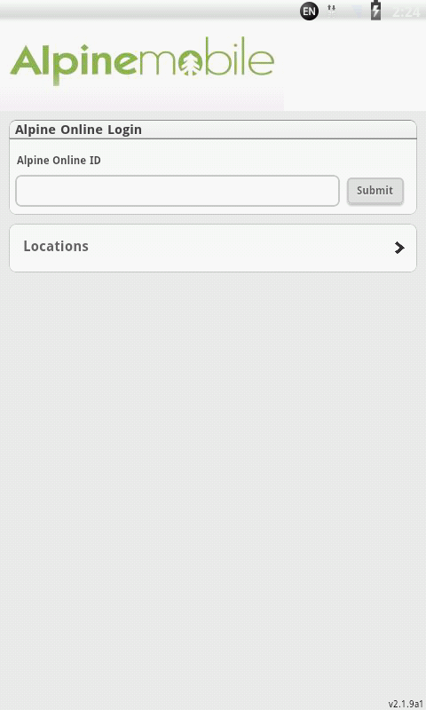 Alpine Bank AlpineMobile - screenshot