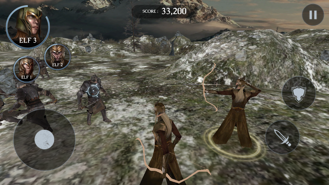 Fight for Middle-earth screenshot #3