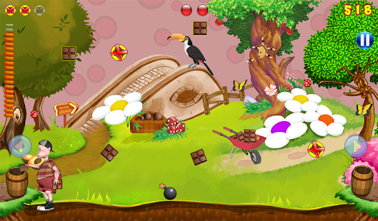 Barney In Chocoland- screenshot thumbnail