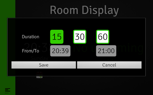 Room Display 3 Book A Meeting Android AppCrawlr