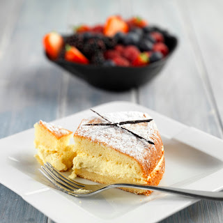 Torta Paradiso by Gennaro