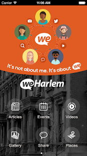 WeHarlem - screenshot thumbnail
