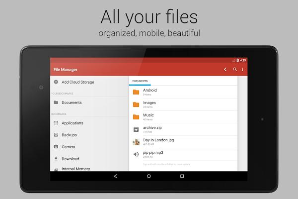 File Manager Premium v1.6.6 by Gira.Me