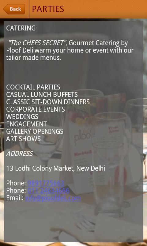 Ploof Deli Kitchen & Bar- screenshot