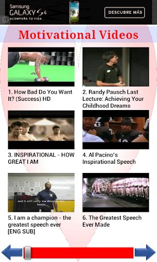 Motivational Speech Videos