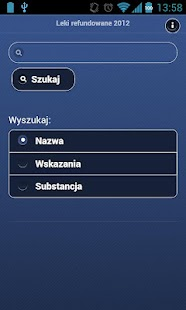 Subsidized drugs (Polish) - screenshot thumbnail