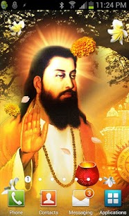 Guru Ravidas Ji Live Wallpaper - screenshot thumbnail