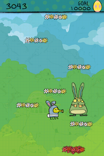 Doodle Jump Easter Special- screenshot thumbnail