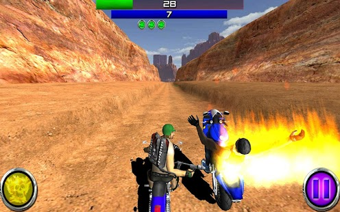 Race Stunt Fight 2! screenshot