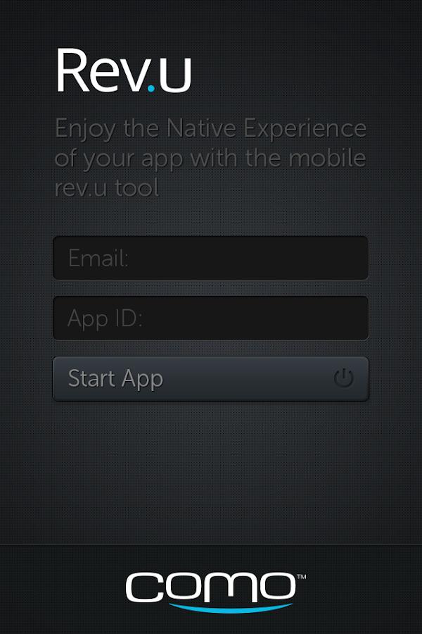 Rev.u - screenshot