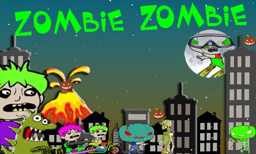 Zombie Run and Shoot