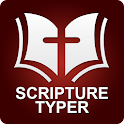 Bible Memory: Scripture Typer icon
