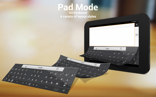 玩生產應用App|GO Keyboard Plugin- Tablet,Pad免費|APP試玩