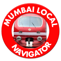 Mumbai Local Navigator icon