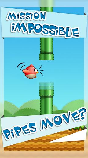 【免費冒險App】Flappy Wing:Mission Impossible-APP點子