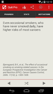 Quit Pro - Smoking Cessation - screenshot thumbnail