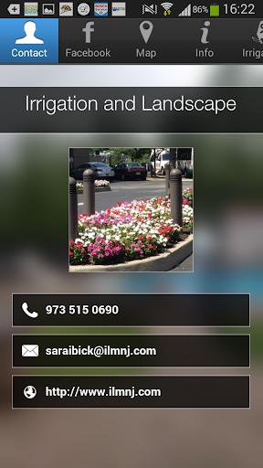 Irrigation and Landscape