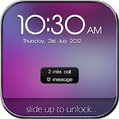 LG Optimus Go Locker