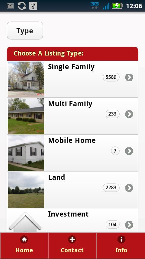 Foundation Realty- screenshot