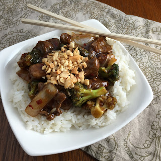 Better-Than-Takeout Beef and Broccoli
