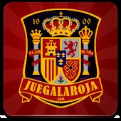 Selección Española Juegalaroja