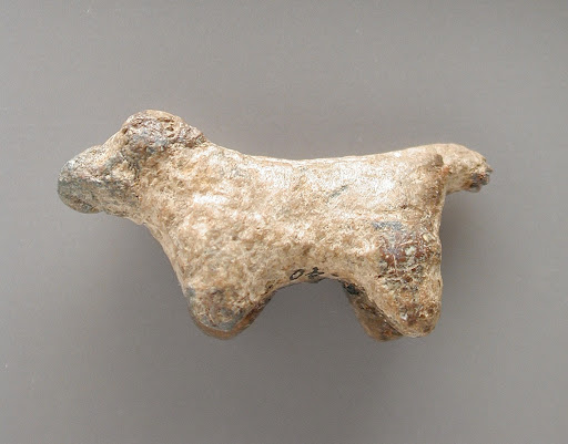 Amulet of an Unidentified Animal