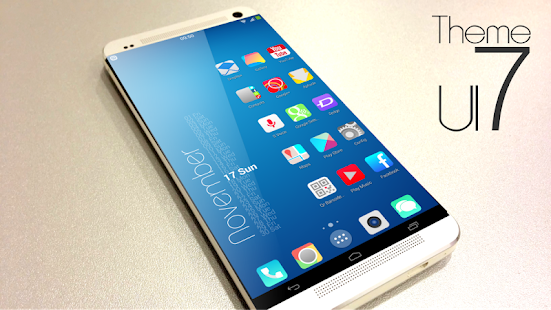 7 Concept kitkat theme HD - screenshot thumbnail