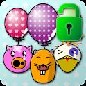 Balloon pop! (Remove ad) logo