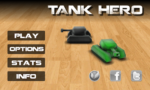 Tank Hero - screenshot thumbnail