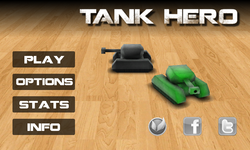 Tank Hero- screenshot