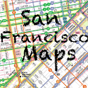 San Francisco Map icon