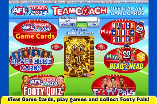 AFL Teamcoach