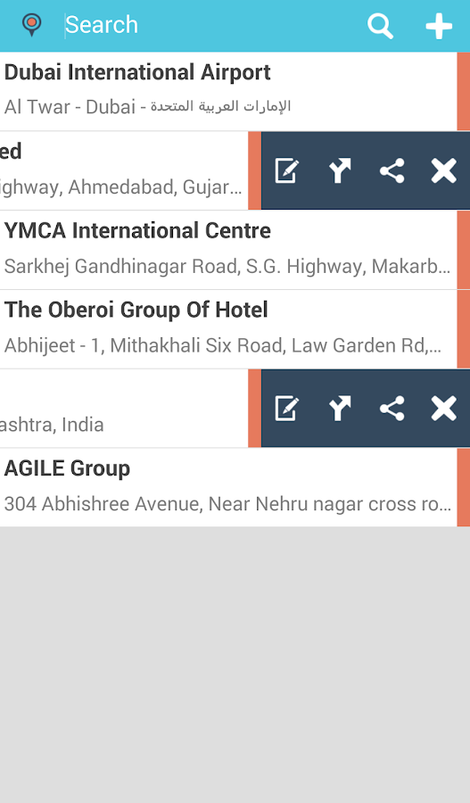 GEO Sites- screenshot