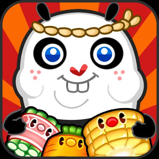 熊貓串燒 解謎 App LOGO-硬是要APP