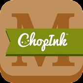 ChopInk Merchant