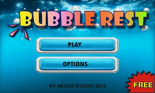 Bubble Rest Free - screenshot thumbnail