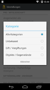 GiftköderRadar- screenshot thumbnail