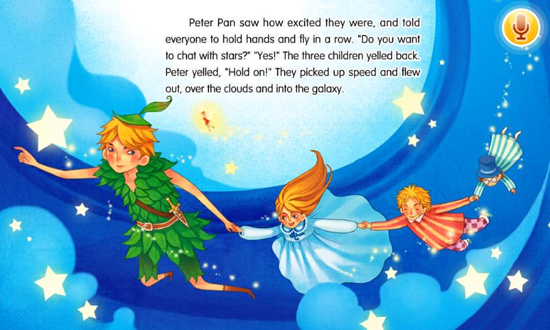 Peter Pan - screenshot