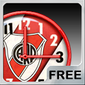 River Plate Clock Widget icon