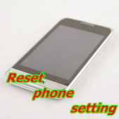 reset phone settings