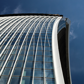 The Walkie Talkie by Veronika Gallova - Buildings & Architecture Office Buildings & Hotels ( the walkie talkie, building, london, architecture,  )