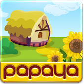 Papaya Farm for Go Launcher
