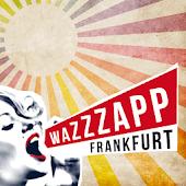 Wazzzapp - Frankfurt City App
