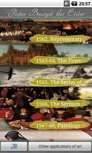 Pieter Bruegel the Elder Art